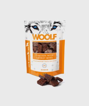 Woolf Treats - Chicken with Carrot Bites