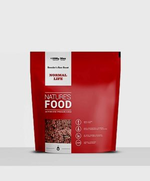 Nature's Food | Normal life Breeder's Raw Boost (1kg)